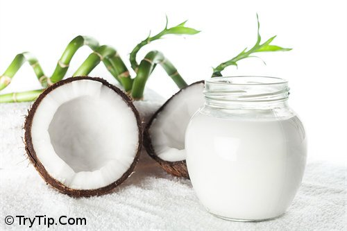 Coconut Milk To Prevent Hair Fall